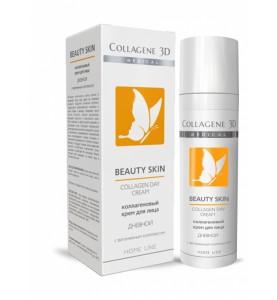 Medical Collagene 3D Beauty Skin Day / Дневной коллагеновый крем для лица с витаминным комплексом, 30 мл