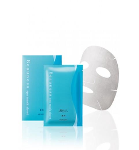 Menard (Менард) Beauness SPA Mask Sheet A / Маска листовая для лица, 5 шт по 18 мл - новинка 2020г