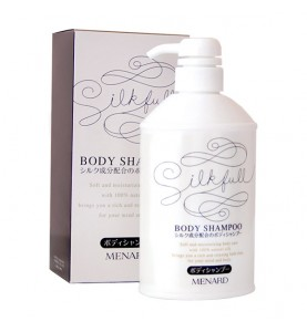 "Menard (Менард) Silk Body Shampoo / Шампунь для тела ""Шелк"", 550 мл"