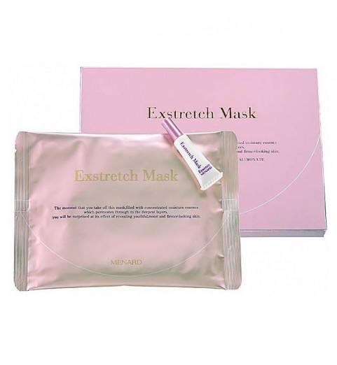 Menard (Менард) Exstretch Mask / Омолаживающая маска (сыворотка+лист, 1 упаковка)