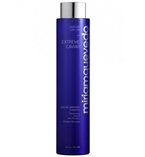 Miriam Quevedo (Мириам Кеведо) Extreme Caviar Special Dandruff Shampoo /  Шампунь против перхоти с экстрактом черной икры, 250 мл