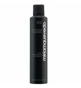 Miriam Quevedo (Мириам Кеведо) Platinum and Diamonds Scalp Soothing Dry Shampoo / Успокаивающий бриллиантовый сухой шампунь-люкс, 300 мл
