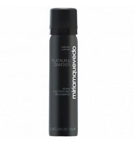 Miriam Quevedo (Мириам Кеведо) Platinum and Diamonds Scalp Soothing Dry Shampoo / Успокаивающий бриллиантовый сухой шампунь-люкс, 75 мл
