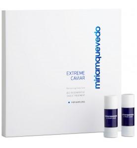 Miriam Quevedo (Мириам Кеведо) Extreme Caviar Bio-Regenerative Shock Treatment For Hair Loss / Биовосстанавливающая сыворотка против выпадения волос, 10Х10 мл