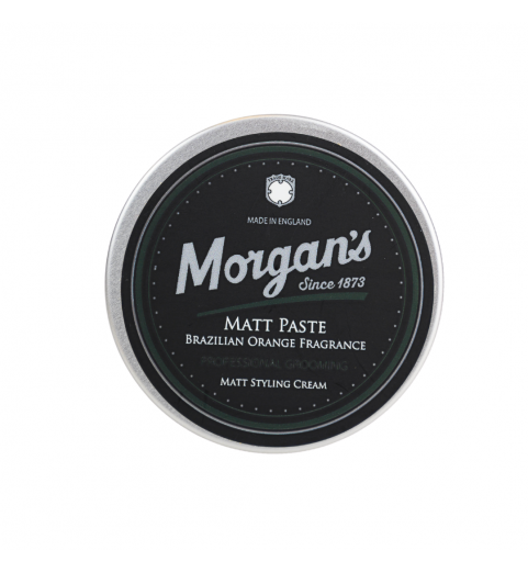 Матовая паста для укладки Morgans Matt Paste Бразильский апельсин, 75 мл