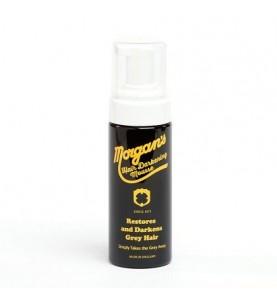 Мусс для укладки и восстановления цвета седых волос Morgans, 150 мл