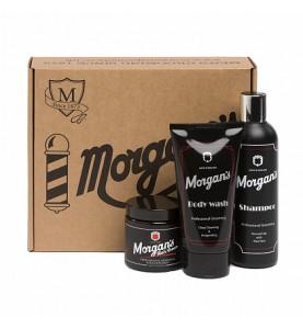 Подарочный набор для ухода за волосами и телом Morgans