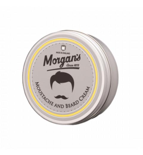 Крем для бороды и усов Morgans, 75 мл