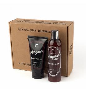 Подарочный набор Morgans (шампунь + гель для душа)