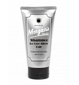 Шампунь для осветленных и седых волос Morgans, 150 мл