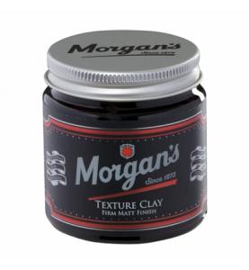 Текстурирующая глина для укладки волос Morgans Texture Clay, 120 мл
