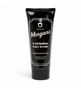 Скраб для лица Morgans, 100 мл
