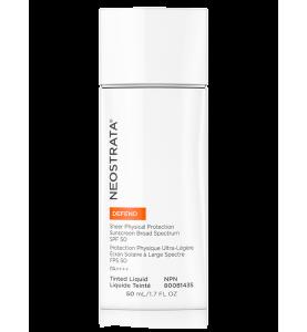 NeoStrata (НеоСтрата) Sheer Physical Protection SPF 50 PA++++ / Солнцезащитный крем, 50 мл