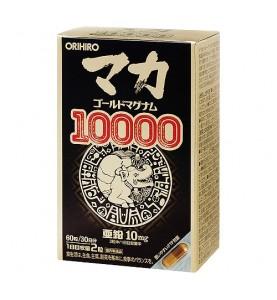 """Orihiro (Орихиро) БАД """"Мака в капсулах"""", 60 капсул"""
