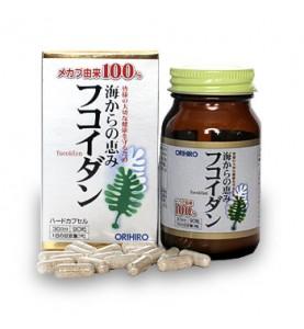 """Orihiro (Орихиро) БАД """"Фукоидан"""", 90 капсул"""