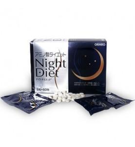 "Orihiro (Орихиро) БАД ""Ночная диета"", 60 пакетиков"