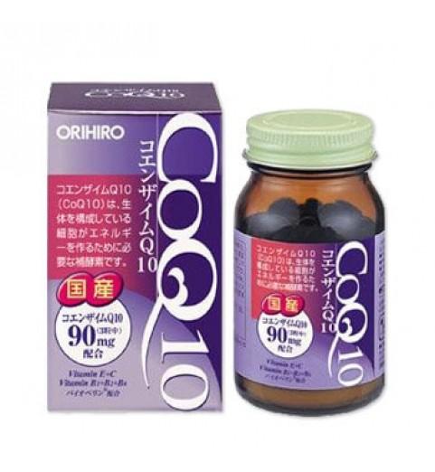 "Orihiro (Орихиро) БАД ""Коэнзим Q10 с витаминами"", 90 капсул"