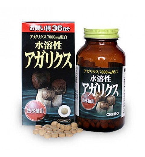 "Orihiro (Орихиро) БАД ""Трутовик"", 432 таблетки"