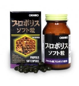 """Orihiro (Орихиро) БАД """"Прополис"""", 120 капсул"""