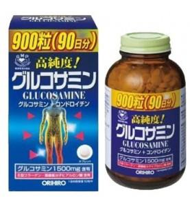 """Orihiro (Орихиро) БАД """"Глюкозамин с хондроитином и витаминами"""", 900 таблеток"""