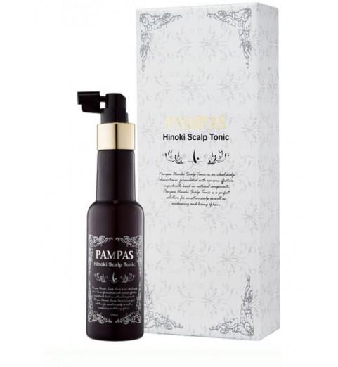 Pampas Hinoki Scalp Tonic / Пампас Тоник для кожи головы с экстрактом кипариса, 170 мл