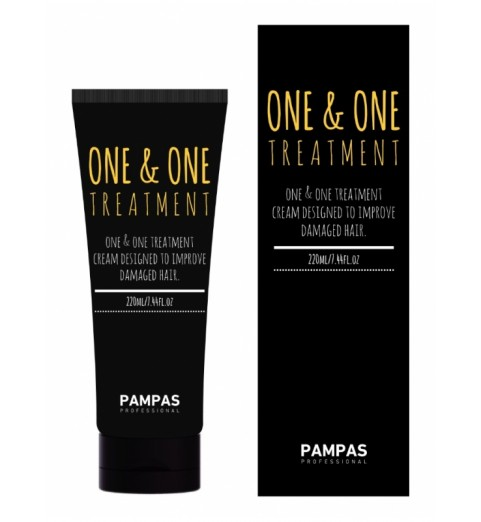 Pampas One & One Treatment / Пампас Тритмент, 220 мл