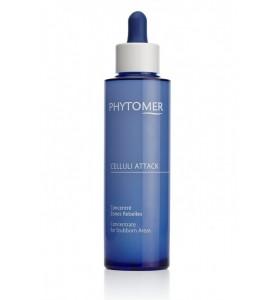 Phytomer (Фитомер) Celluli Attack Concentrate For Stubborn Areas / Антицеллюлитная сыворотка-концентрат для проблемных зон, 100 мл