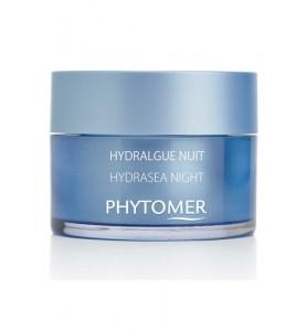 Phytomer (Фитомер) Hydrasea Night Plumping Rich Cream / Обогащенный ночной крем c эффектом наполнения, 50 мл