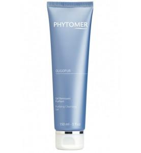 Phytomer (Фитомер) Oligopur Purifying Cleansing Gel / Гель очищающий для комбинированной и жирной кожи, 150 мл