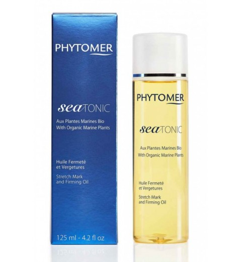 Phytomer (Фитомер) Seatonic Stretch Mark And Firming Oil / Масло против растяжек с подтягивающим эффектом, 125 мл