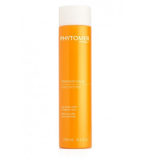 Phytomer (Фитомер) Sun Soother After Sun Milk Face And Body / Молочко для ухода за кожей после загара (limited), 125 мл