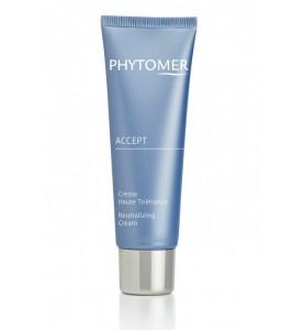 Phytomer (Фитомер) Accept High Tolerance Cream / Успокаивающий, смягчающий крем, 50 мл