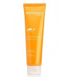 Phytomer (Фитомер) Sun Solution Sunscreen Spf30 / Солнцезащитный крем SPF30 для лица и тела, 125 мл