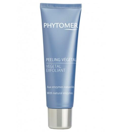 Phytomer (Фитомер) Vegetal Exfoliant With Natural Enzymes / Пилинг растительный, 50 мл