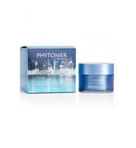 Phytomer (Фитомер) Citylife Face And Eye Contour Sorbet C / Крем-сорбет «Ситилайф» для лица и контура глаз, 50 мл
