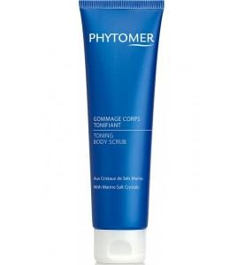 Phytomer (Фитомер) Toning Body Scrub With Marine Salt Crystals / Скраб для тела с морской солью, 150 мл