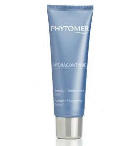 Phytomer (Фитомер) Hydracontinue Radiance Energizing Cream / Увлажняющий крем придающий сияние, 50 мл