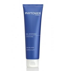 Phytomer (Фитомер) Cryotonic Soothing Leg Gel / Гель для ног успокаивающий и охлаждающий, 150 мл