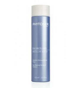 Phytomer (Фитомер) Micellar Water Eye Makeup Removal Solution / Мицеллярная вода для снятия макияжа с глаз, 150 мл