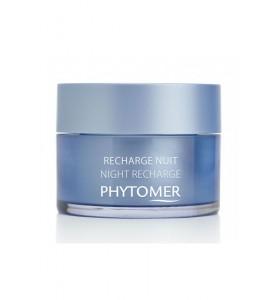 Phytomer (Фитомер) Night Recharge Youth Enhancing Cream / Ночной омолаживающий крем, 50 мл