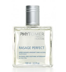 Phytomer (Фитомер) Rasage Perfect Soothing After-Shave / Успокаивающий лосьон после бритья без спирта, 100 мл