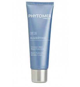 Phytomer (Фитомер) Algodefense Spf20 Multi-Protective Wrinkle Cream / Омолаживающий крем-протектор SPF20, 50 мл