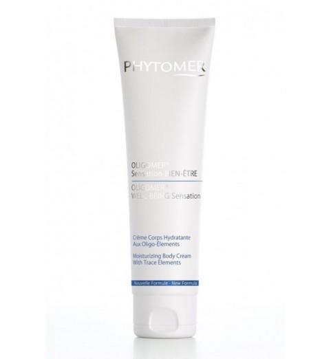 Phytomer (Фитомер) Oligomer Well-Being Sensation Moisturizing Body Cream With Trace Elements / Крем для тела с усиленным увлажнением, 150 мл