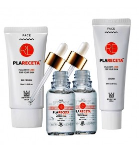 """PlaReseta BB Cream Set / Премиальный набор """"Идеальная кожа лица. Здоровый тон"""""""