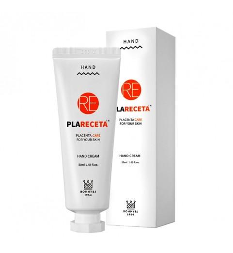 PlaReseta Hand Cream / Крем для рук плацентарный регенерирующий, 50 мл