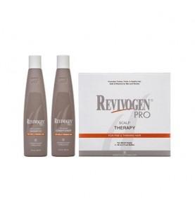 Revivogen Pro Set / Ревивоген Про набор (шампунь,кондиционер и лосьон: 2*60 мл)