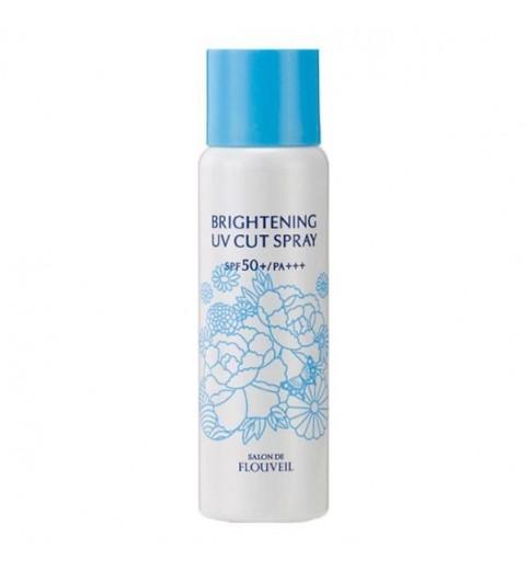 Salon de Flouveil Brightening UV Cut Spray SPF 50+ / Солнцезащитный спрей, 70 г