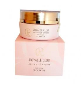 Salon de Flouveil Royalle Club Extra Rich Cream / Ультрапитательный омолаживающий антиоксидантный крем Роял Клаб, 30 г