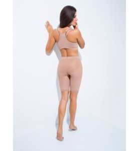 Scala BioPromise Slimming Shaper Bermuda  / Бермуды женские корректирующие с утягивающим и антицеллюлитным эффектом, бежевые
