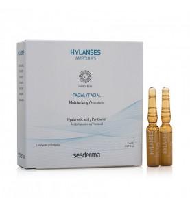 Sesderma Hylanses Ampoules / Средство в ампулах увлажняющее, 5 шт. по 2 мл